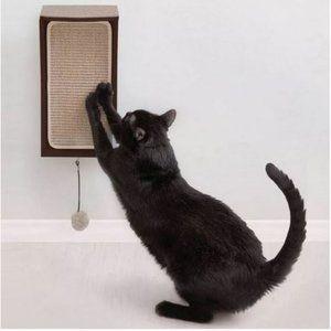 NIB Catchall Wall-Mounted Cat Scratcher